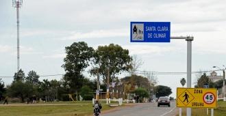 Mataron a un pe�n rural en la localidad Santa Clara de Olimar