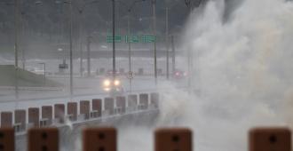 Meteorolog�a emite advertencia naranja por vientos muy fuertes para 8 departamentos