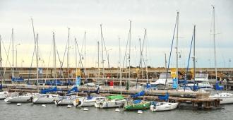 Cerraron terminales portuarias por fuertes vientos
