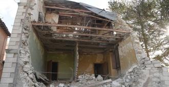 Cientos de personas desalojadas en Italia tras el terremoto en el centro del pa�s