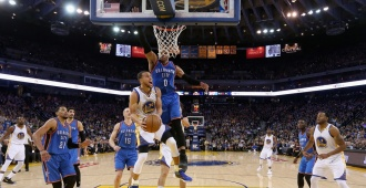 NBA: Warriors imponen su ley
