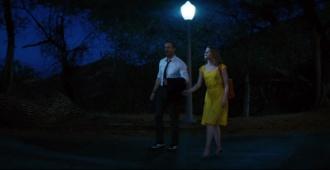 """""""La La Land"""" llega a los Óscar y es una de las favoritas"""
