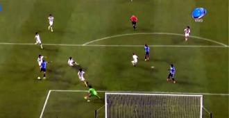 Uruguay derrotó 2-0 a Japón
