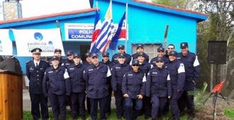 Policías Comunitarios de Treinta y Tres inauguraron nueva sede