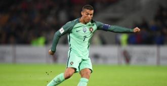 La modesta Nueva Zelanda, víctima propiciatoria para Ronaldo y los suyos