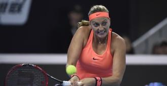 Kvitova supera a Safarova y espera rival en la final de Birmingham