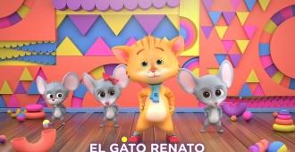 Gato Renato, el primer canal uruguayo de canciones infantiles para Youtube