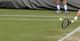 Investigan tres partidos de Wimbledon por posibles amaños