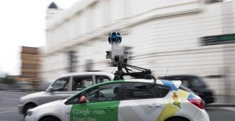 Google Street View empieza a tomar imágenes de Austria