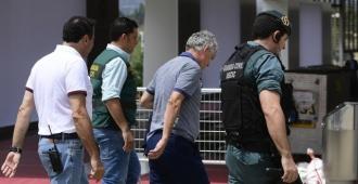 Ángel Villar dimite de sus cargos en la FIFA y en la UEFA