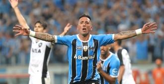 Libertadores: El paraguayo Lucas Barrios mete en semifinales a Gremio