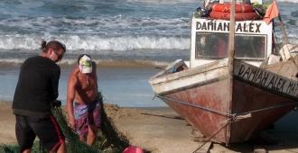 """Trabajadores de la pesca denuncian """"situación crítica"""" en el sector"""