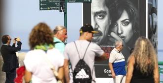 San Sebastián luce ya la fisonomía de su 65 Festival de Cine