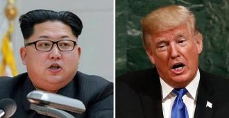 Tensión: Pyongyang dice EEUU le declaró guerra y se reserva derecho derribar aviones