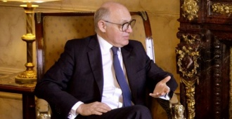 Ex canciller argentino Timerman declara sobre encubrimiento a terroristas