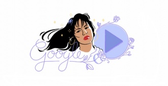 Google homenajea a la cantante texana Selena Quintanilla