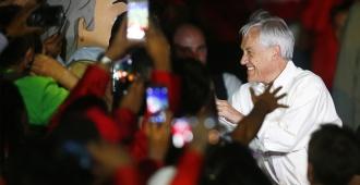 Elecciones presidenciales en Chile, con Piñera como favorito