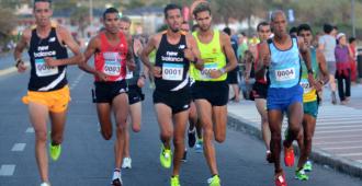 5000 competidores en la San Felipe y Santiago