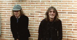 Murió Malcolm Young de AC/DC