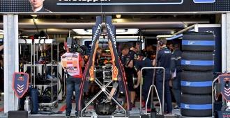 Formación de salida del Gran Premio de Mónaco