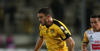 Peñarol 2 - Atenas 1