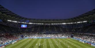 Inglaterra derrotó 2 a 1 a Túnez por el grupo G del Mundial de Fútbol
