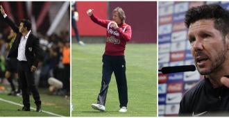 Simeone, Gareca y hasta Guardiola suenan para dirigir Argentina, según prensa