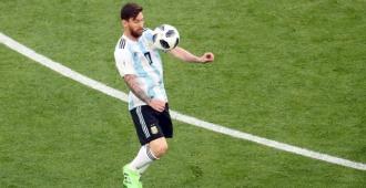 Messi es el futbolista mejor pagado del mundo, según la lista Forbes