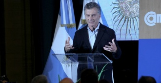 La inflación de Argentina rondará en primer semestre la meta para todo el año