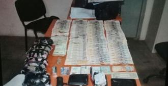 Dos hombres que transportaban droga fueron detenidos en Río Branco