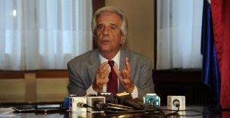 "Vázquez criticó a medios porque ""contribuyen a generar violencia"""
