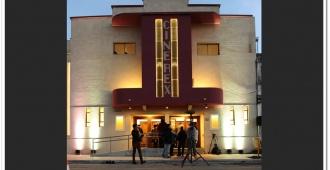 El histórico Cine Rex de Tarariras, renació como centro cultural