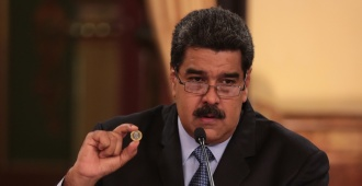 Partidos opositores convocan paro nacional ante medidas económicas de Maduro