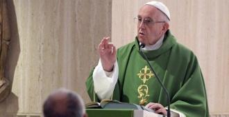 Papa dice nunca será suficiente lo que se haga para reparar daño por abusos