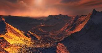 """Descubren una """"supertierra"""" vecina a nuestro Sistema Solar"""
