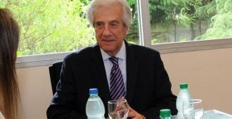 Directiva de Cámara Empresarial se reunió con Vázquez