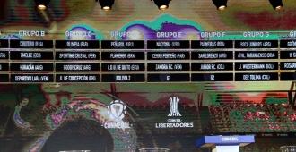 Boca, Paranaense, Wilstermann y Tolima, el grupo más difícil de Libertadores