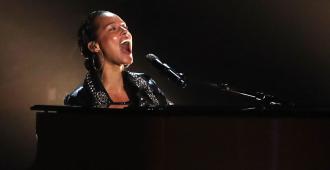 Alicia Keys ser� la presentadora de la 61 edici�n de los Grammy