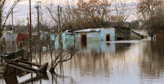 Casi 4000 personas contin�an desplazadas por las inundaciones