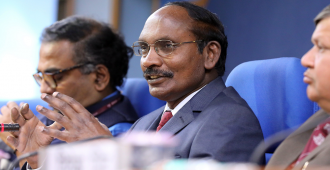 India prepara equipo y selecci�n de astronautas para viaje al espacio en 2021