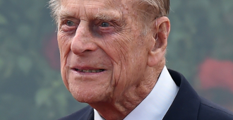 El duque de Edimburgo sufri� un accidente de tr�nsito sin resultar herido