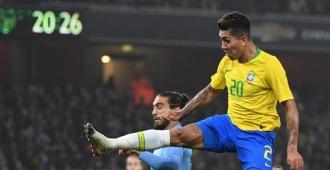 Brasil se medir� con Rep�blica Checa el 26 de marzo en Praga