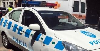 Fuerte operativo policial en el barrio Ceibal de Salto, tras la ocupaci�n impulsada por varios vecinos