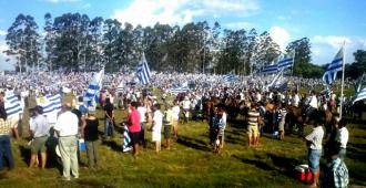 Larrañaga confirmó que asistirá al acto del movimiento Un Solo Uruguay en Durazno