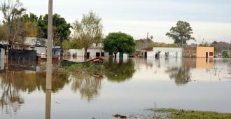 Leve aumento de personas desplazadas en el litoral alcanza las 5481