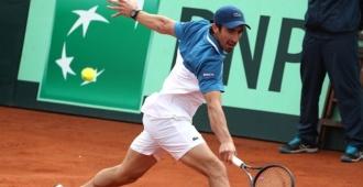 Cuevas derrotó a Souza y pasó a cuartos de final del ATP de Buenos Aires