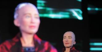 Robot Sophia dice que Uruguay es el Silicon Valley de Suramérica