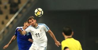 Uruguay gole� a 3-0 a Uzbekist�n