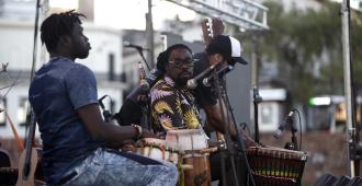 Celebran 10 años del candombe como patrimonio de la humanidad