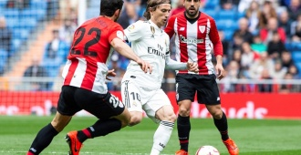 """Modric, 300 partidos con el Real Madrid: """"Ojalá tenga 100 más"""""""